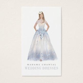 Elegant Custom Wedding Dress Designer Boutique 名刺