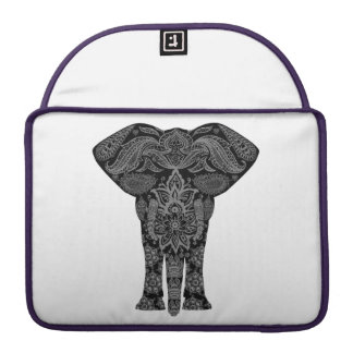 Elephant MacBook Proスリーブ