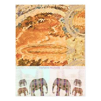 Elephantine山 ポストカード