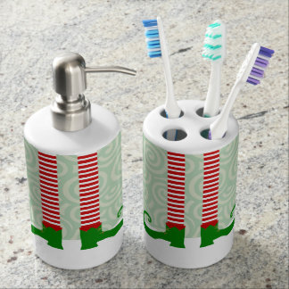 Elf Legs Toothbrush/Soap Set バスセット