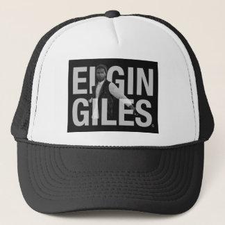 Elgin Gilesのトラック運転手 キャップ