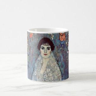 Elisabeth Bacchofen Echtのクリムトポートレートの男爵夫人 コーヒーマグカップ