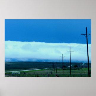 Elk郡、カンザス ポスター