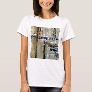 Elle抽象芸術025 2424 WPオリジナル抽象芸術芸術再 Tシャツ