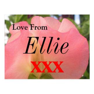 Ellie ポストカード