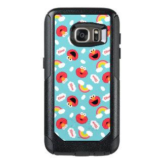 Elmoおよび虹パターン オッターボックスSamsung Galaxy S7ケース