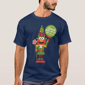Elmoのくるみ割り Tシャツ