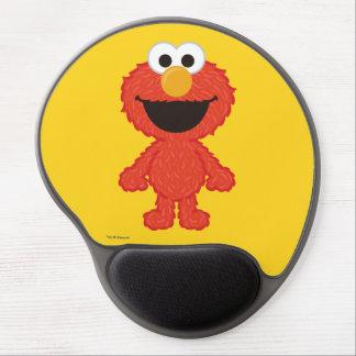 Elmoのウールのスタイル ジェルマウスパッド