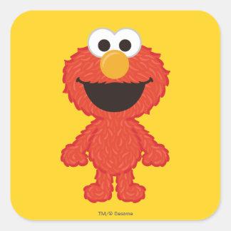 Elmoのウールのスタイル スクエアシール