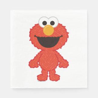 Elmoのウールのスタイル スタンダードランチョンナプキン