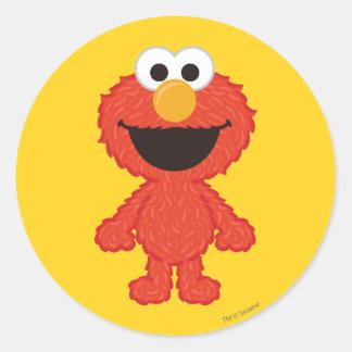 Elmoのウールのスタイル ラウンドシール