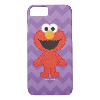 Elmoのウールのスタイル iPhone 8/7ケース