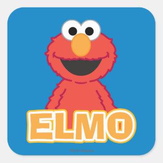Elmoのクラシックなスタイル スクエアシール