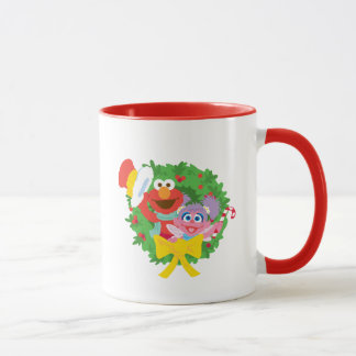Elmoのジンジャーブレッド マグカップ