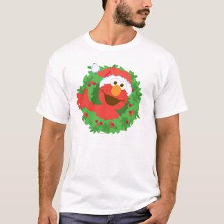 Elmoのリース Tシャツ
