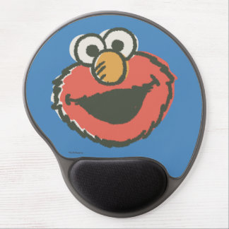 Elmoのレトロ ジェルマウスパッド