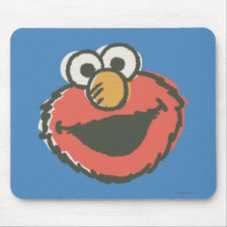 Elmoのレトロ マウスパッド