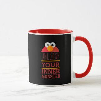 Elmoの内部モンスター マグカップ