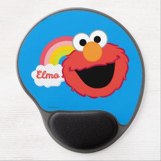 Elmoの女の子 ジェルマウスパッド