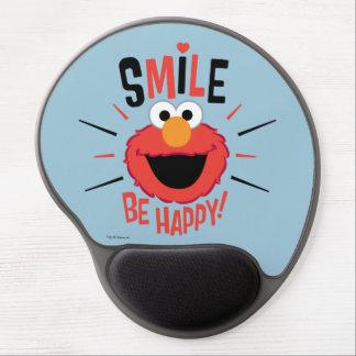 Elmoの幸せなスマイル ジェルマウスパッド