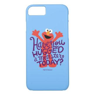 Elmoの抱き締めること iPhone 8/7ケース