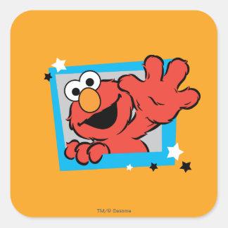 Elmoの極度な姿勢2 スクエアシール