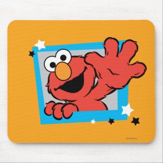 Elmoの極度な姿勢2 マウスパッド