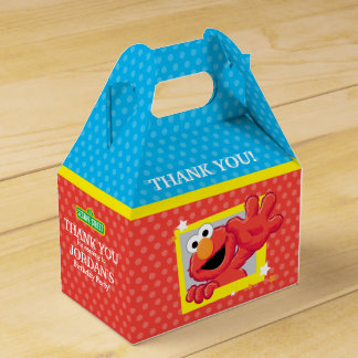 Elmoの極度な誕生日 フェイバーボックス