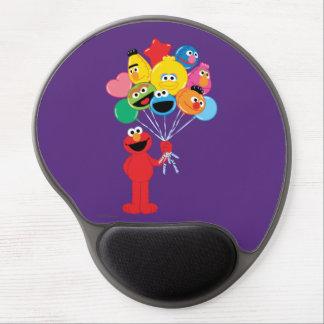 Elmoの気球 ジェルマウスパッド