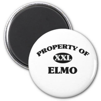 ELMOの特性 マグネット