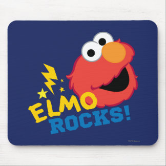 Elmoの石 マウスパッド