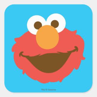 Elmoは直面します スクエアシール