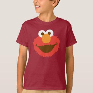 Elmoは直面します Tシャツ
