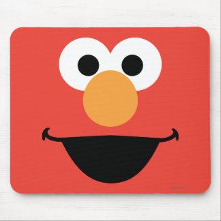Elmoは芸術に直面します マウスパッド