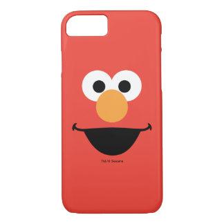 Elmoは芸術に直面します iPhone 8/7ケース