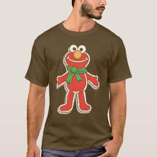 Elmoサンタ Tシャツ