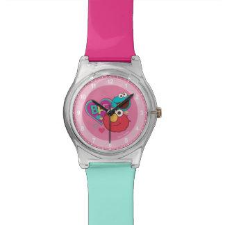 Elmo及びクッキーモンスター- BFF 腕時計