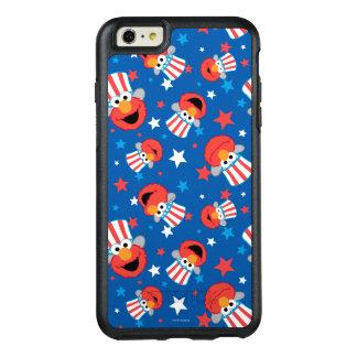 Elmo愛国心が強いパターン オッターボックスiPhone 6/6s Plusケース