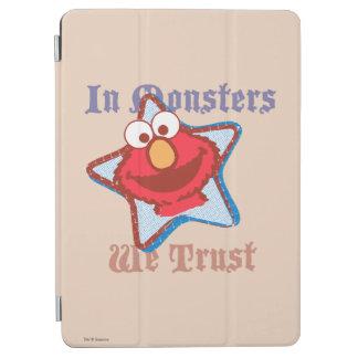 Elmo私達は-モンスターで…信頼します iPad Air カバー