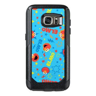 Elmo電気パターン オッターボックスSamsung Galaxy S7ケース