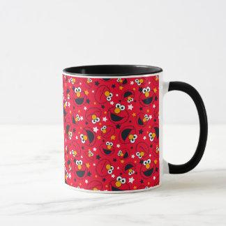Elmo |のそう間抜けな星パターン マグカップ