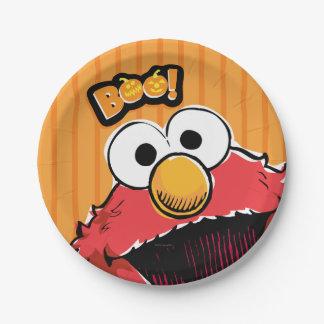 Elmo -ブーイング! ペーパープレート