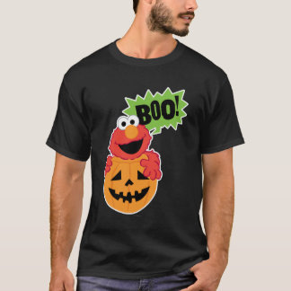 Elmo -ブーイング tシャツ