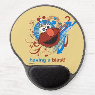 Elmo -送風を持っていること! ジェルマウスパッド