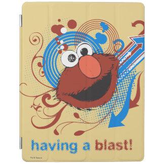 Elmo -送風を持っていること! iPadスマートカバー