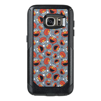 Elmo | Elmoの規則の星パターン オッターボックスSamsung Galaxy S7ケース