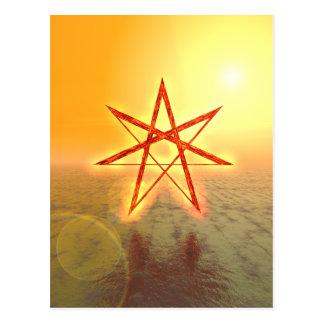 Elvenの星01 ポストカード