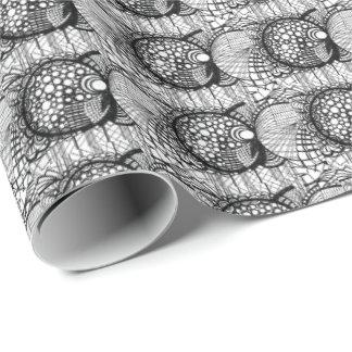 Elyssaのデザインのギフトの包装紙 ラッピングペーパー