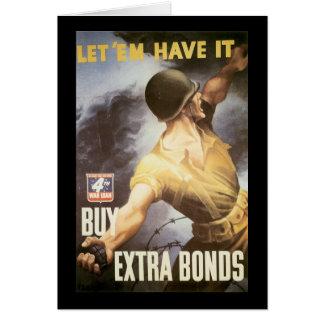 Emが第二次世界大戦それを持つようにして下さい カード