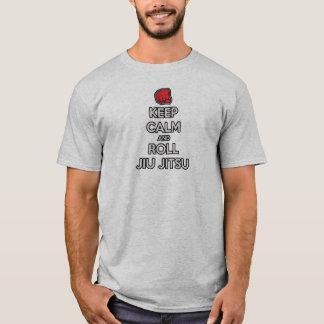 emのタップを作るために平静を保って下さい tシャツ